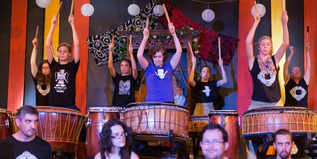 T3 drumming